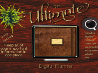 ultimate digital planner